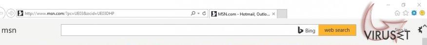 Hvordan tilbakestille Internet Explorer? skjermbilde