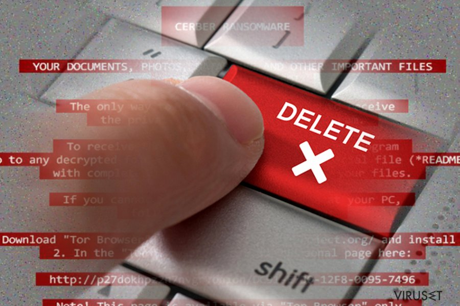 Hvordan fjerne ransomware