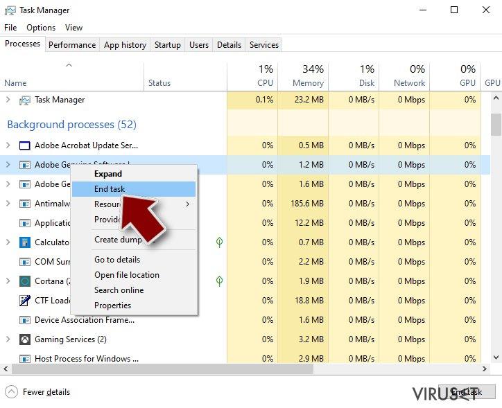 Ransomware: manuell fjerning av ransomware i sikkerhetsmodus