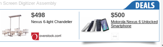 Superfish, Delta Homes og JollyWallet var de mest populære annonseformidlerne i 2014 skjermbilde