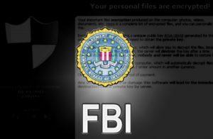 FBI oppfordrer ransomware-ofre til ikke å betale løsesummen