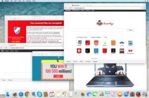 Nettrusler du bør passe deg for i år: adware, nettleserkaprere og ransomware-virus