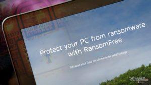 Nytt anti-ransomware verktøy: RansomFree stopper malware når krypteringsforsøk oppdages