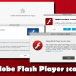 Flash Player Update! skjermbilde