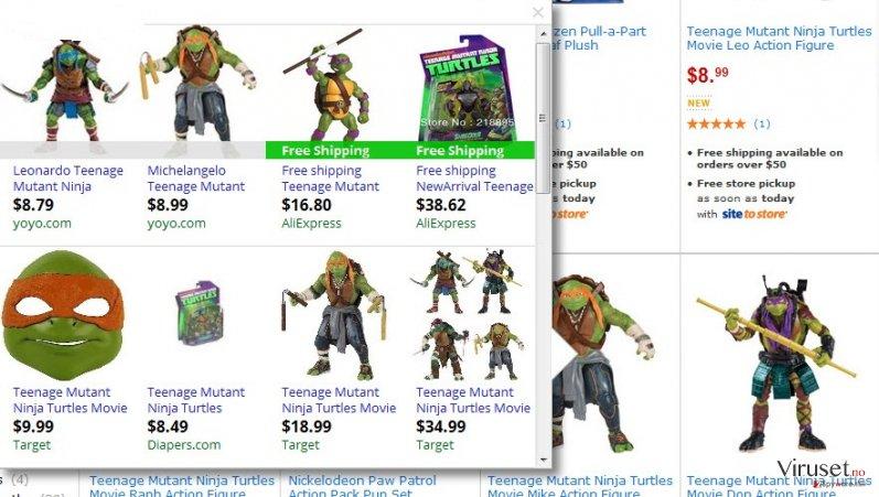 Annonser fra AllStarDeals skjermbilde