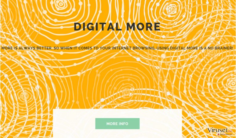 Annonser fra Digital More skjermbilde