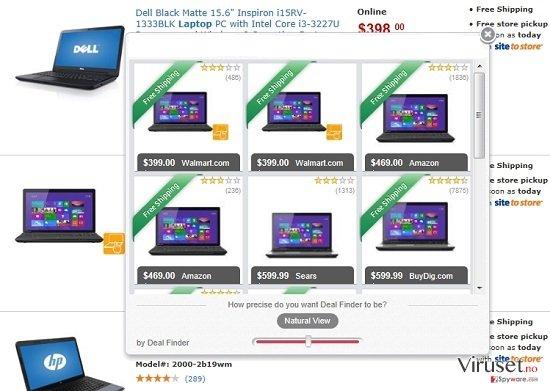Annonser fra HD4Good skjermbilde