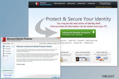 Advanced Identity Protector-programmet