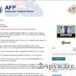 AFP virus skjermbilde