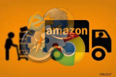 Bilde som viser Amazon Assistant