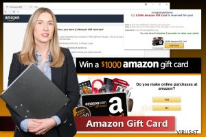 Amazon gavekortsvindel