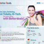 Better Deals-annonser skjermbilde