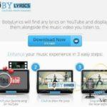 Boby Lyrics skjermbilde