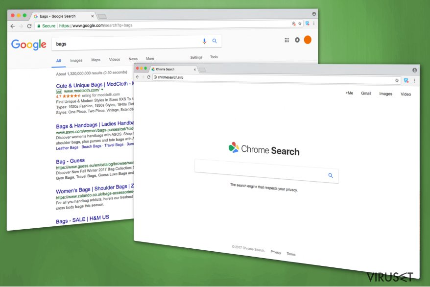 Bilde av Chromesearch.info