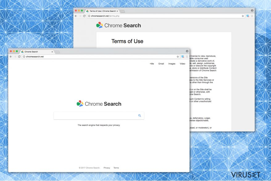 Bilde av Chromesearch-net
