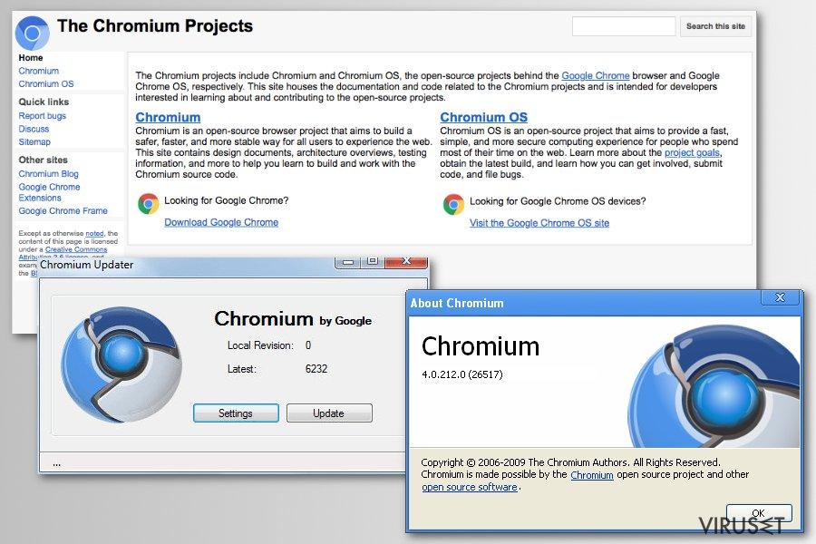 Chromium-prosjektet