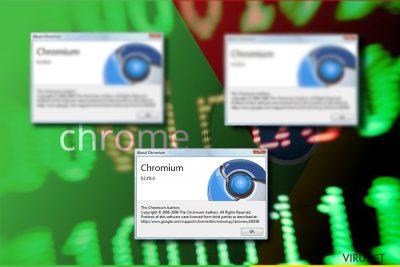 Bilde som viser Chromium