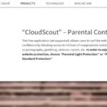 Annonser fra CloudScout skjermbilde