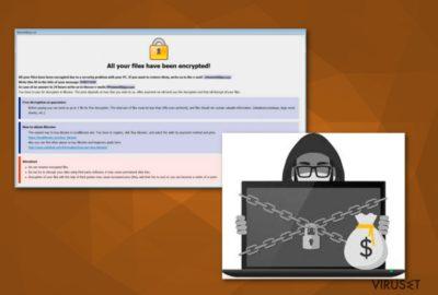 Combo ransomwarevirus