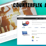 Counterflix annonser skjermbilde