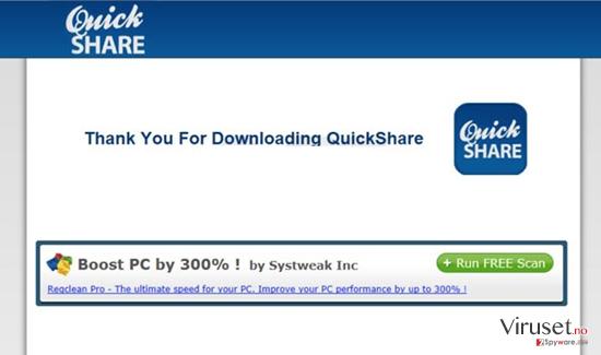 Coupons by QuickShare skjermbilde