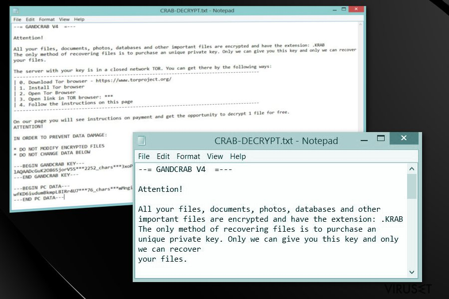 .crab ransomware