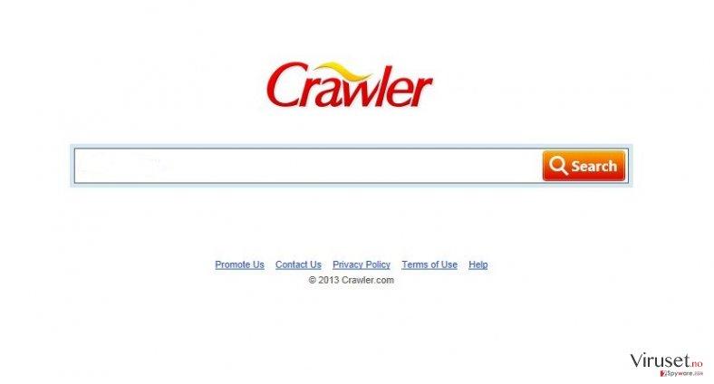 Crawler skjermbilde