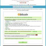 CryptoWall virus skjermbilde