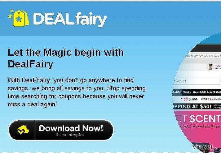 Deal Fairy skjermbilde
