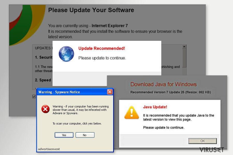 """Desktop Weather Alerts"" pop-up"