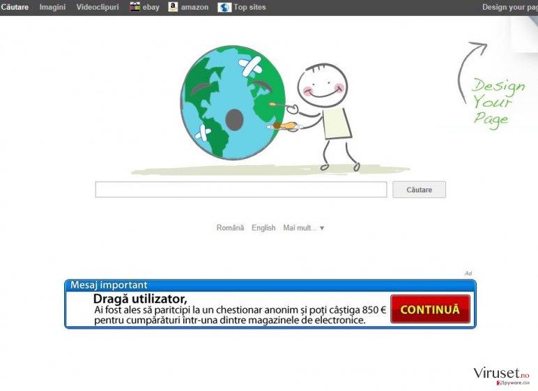 Doko-search.com skjermbilde
