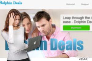 Dolphin Deals-annonser