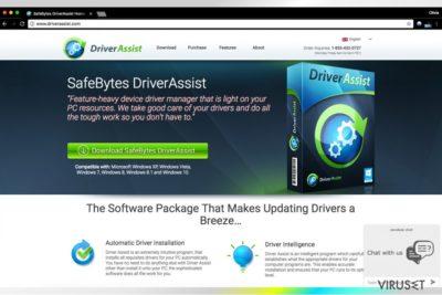 Driver Assist fra SafeBytes