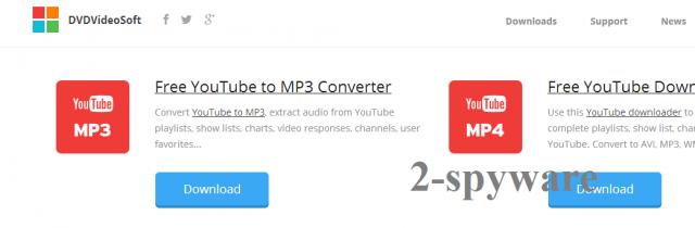 DVDVideoSoft Toolbar skjermbilde