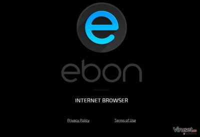 Ebon Browser virus