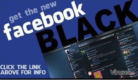 Facebook Change Color virus skjermbilde