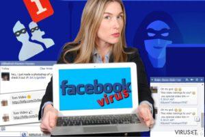 Facebook-viruset