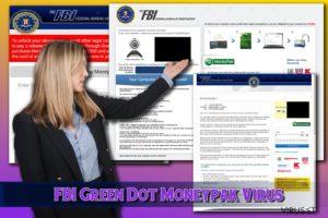 FBI Green Dot Moneypak-virus