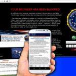 FBI virus skjermbilde