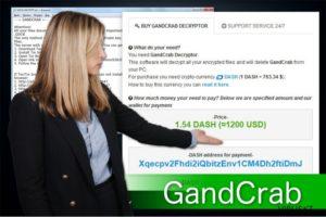 GandCrab ransomware
