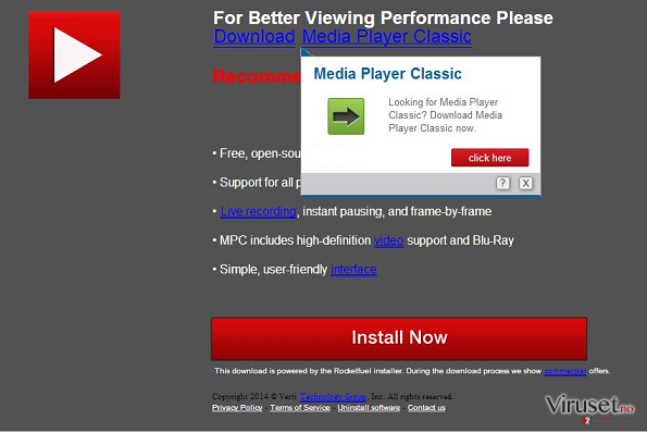 Ad.Xtendmedia.com skjermbilde