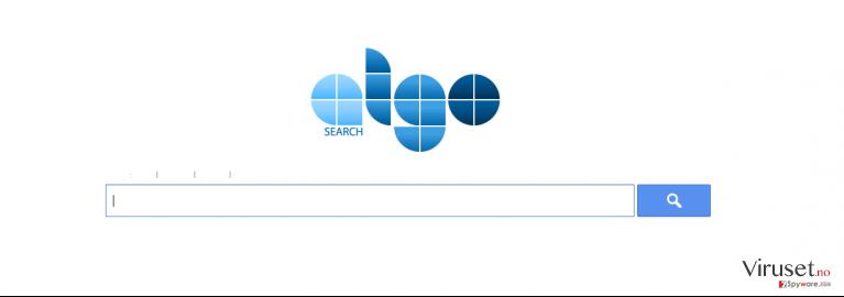 Govomix.searchalgo.com omdirigering skjermbilde
