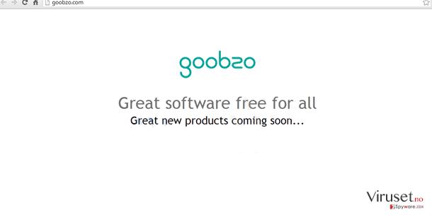 Goobzo Ltd skjermbilde