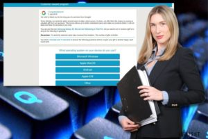 Google Customer Reward Program-svindel