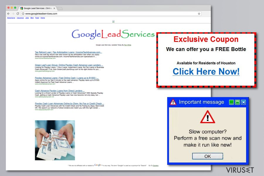 Bilde av Google Lead Services