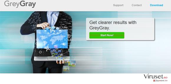 GreyGray skjermbilde
