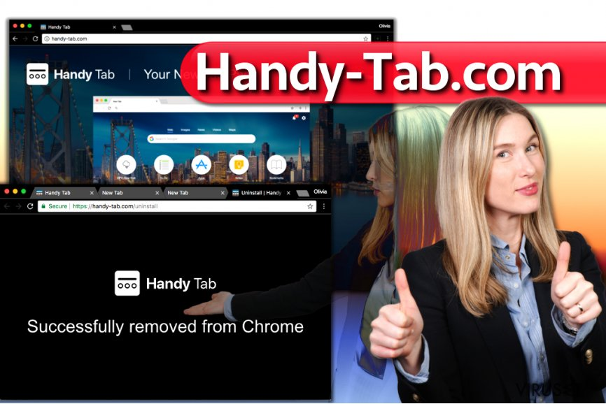 Fjerning av Handy-Tab.com