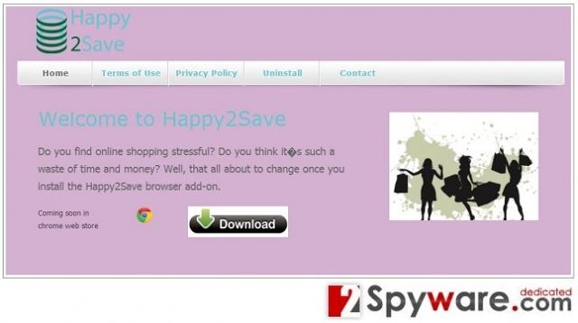 Happy2Save skjermbilde