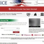 ICE virus skjermbilde