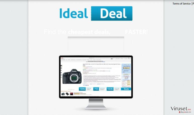 Annonser fra Ideal Deal skjermbilde